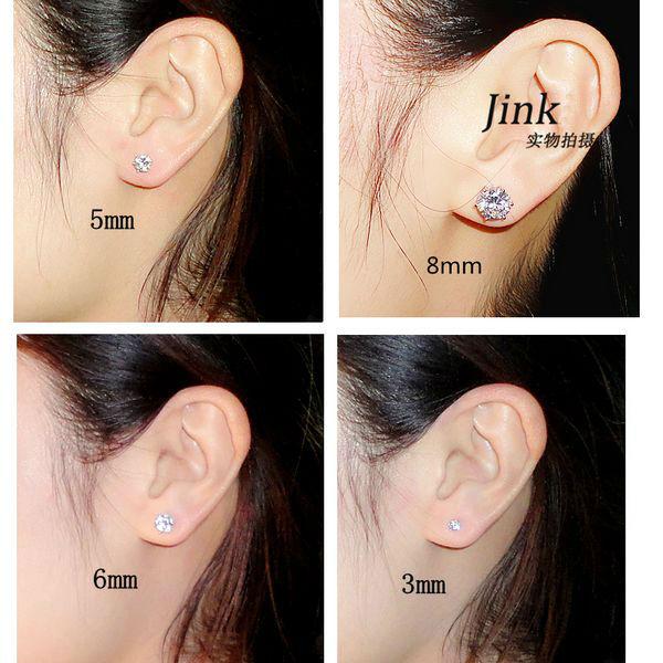 earrings 8mm images