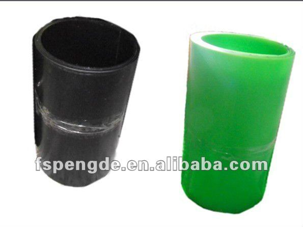 Good Formula Green Polyurethane Roll