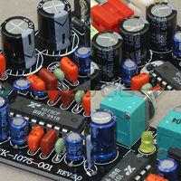 20шт xr1075 цифровой усилитель доска 2 канала тон настроить контроллер автомобиля усилитель обновления 9-24v 12v одного тока #110001
