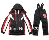 Outdoor Children's emergency clothing suit / kids ski suit / Climbing/Jacket and Pants AS684