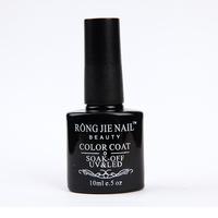 Гель для ногтей Fashion Nail Art Varnish 6pcs BK Nail UV Nail Gel Polish 168 Colors 10ml Nail Lacquer Glue