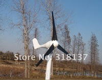 Генератор энергии 500w rare earth wind generator