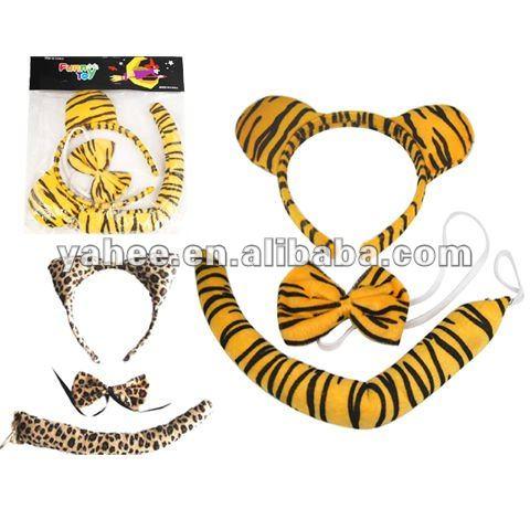 Уши тигра своими руками 31