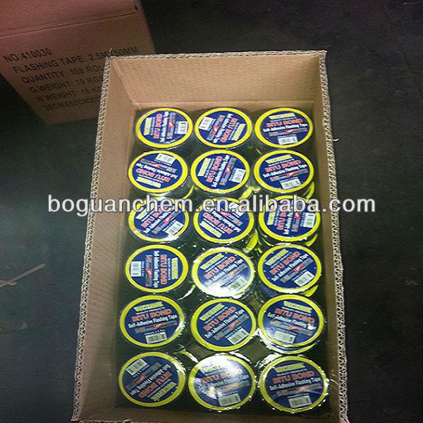 3.0mm aluminium waterproofing tape