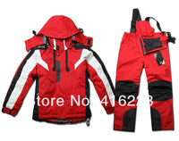 Outdoor Children's emergency clothing suit / kids ski suit / Climbing/Jacket and Pants free shipping AS684