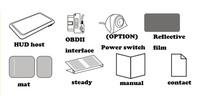 Охранная система Actisafety 4C Multi hud/obd II