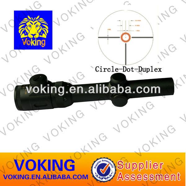 hunting riflescope
