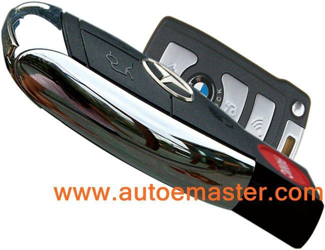 beyond original! NEC car key blank for mercedes benz