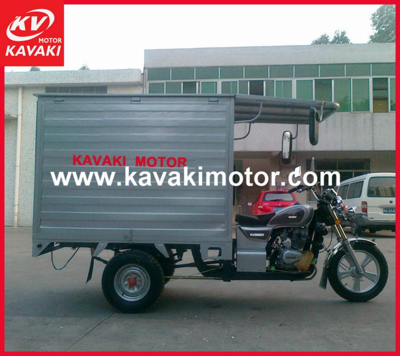 KAVAKI big carriage three wheel motor bike