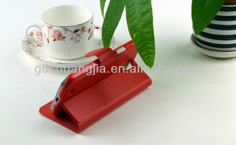 unique design mobile phone leather case/mobile phone case/phone case for samsung