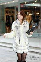 Женская одежда из меха Louisky  ZY012-006