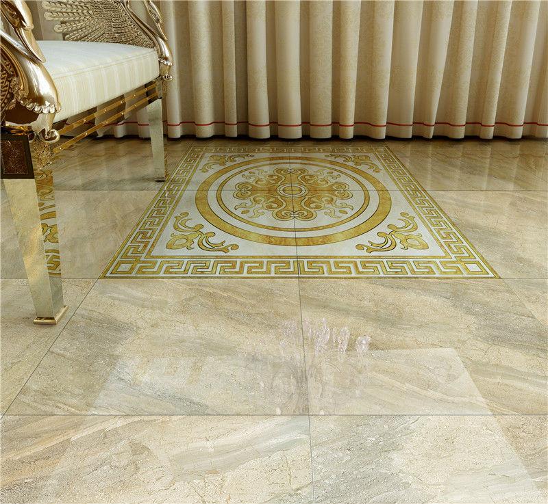 Ceramic parquet floor tiles