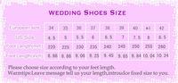 Туфли на высоком каблуке New Arrived Flower Princess Wedding Dress Shoes High Heels for Ladies Drop Shipping