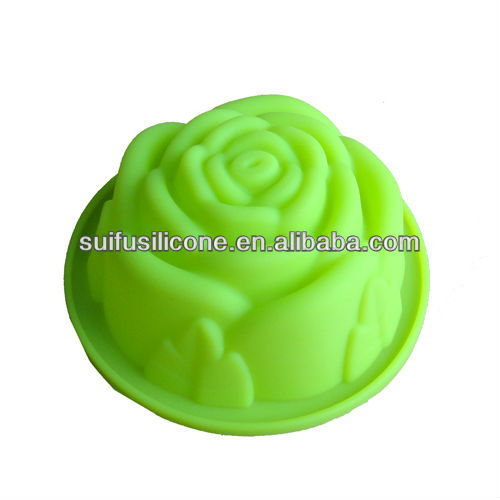 Cake Art Food Casting Gel : silicone rose cake decorating molds products,China ...