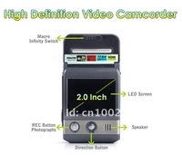 Автомобильный видеорегистратор Car 2.0TFT high resolution 720P DVR Recorder with 120degree wide-angle