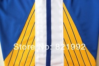 Мужские шорты для баскетбола Hottest Sale Golden State Men's Basketball Rev30 shorts White Blue, Accept Mixed Order