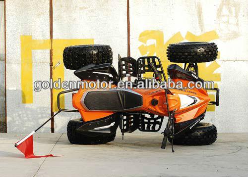 HDA110-01F 110cc mini cvt smaler kids cheap atv