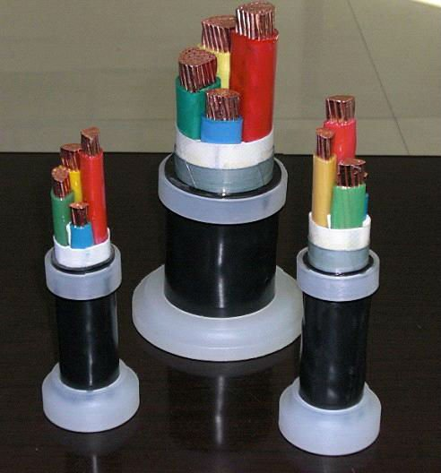 3*95mm2 Three core copper conductor PVC power cable