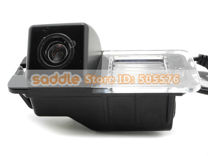 VW Scirocco Golf 6 Car RearView Cam (7)