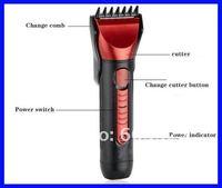 Триммеры электрической машинки для стрижки волос JM-8058