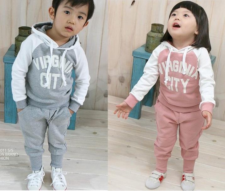 Aliexpress.com: Comprar 2014 nuevos chicos cool hoodies + pants 2 ...