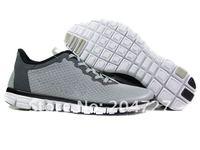 Мужская обувь для бега barefoot 3.0 V2 men's running shoes sneakers sports shoes black/gold Натуральная кожа Шнуровка Весна, осень, лето, зима