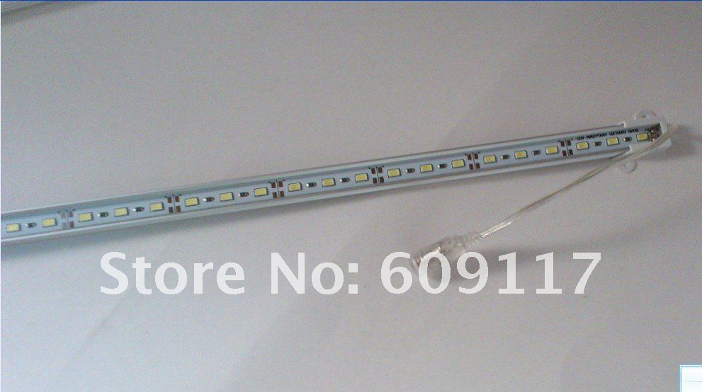 Hot sale! free shipping 60led/m high brightness SMD5630 led rigid light bar+26lm/led+36W,12V+warm white or white