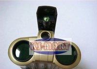 New 4 X 30mm Surveillance Scope Night Vision Binoculars Free Shipping KM2072
