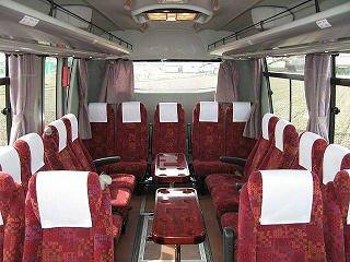 HINO SELEGA BUS 55SEATER