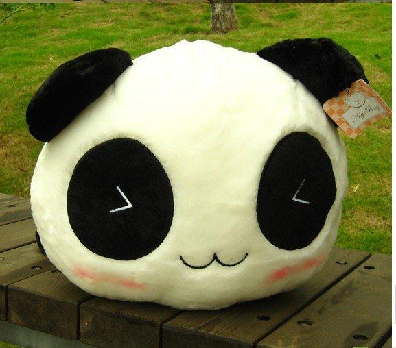 Giant Panda Bear Stuffed Animal The giant panda is endemic to Giant Stuffed Bear