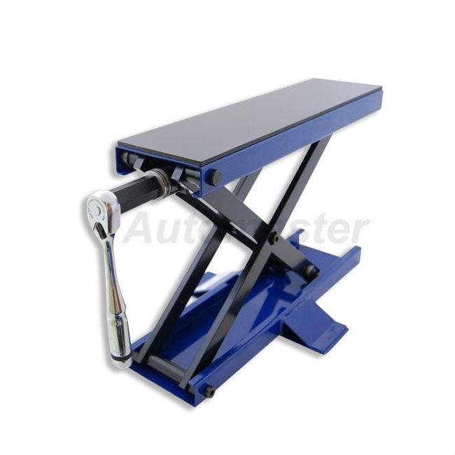 Photo Scissor Jack Table Images Height Adjustable