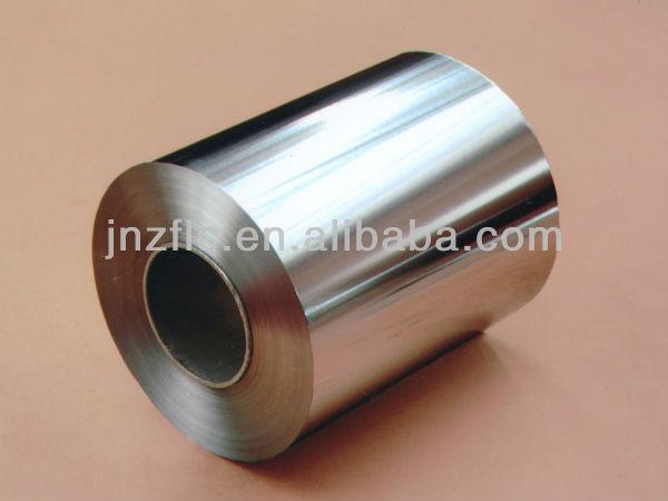 aluminum container foil stock- food grade aluminum foil stock