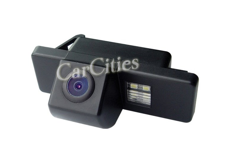 CCD HDcar parking camera170 degree for Nissan X-trail/Qashqai Waterproof shockproof Night version Size:76*26*50.3mm