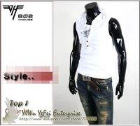 Мужской жилет Holiday Sale Man's vest leisure vest Y0665