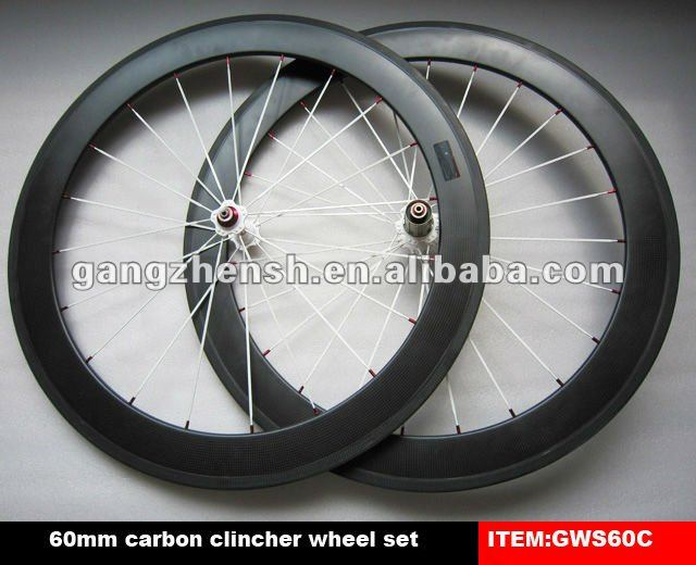 oem carbon bike wheelset 700C road bike used racing