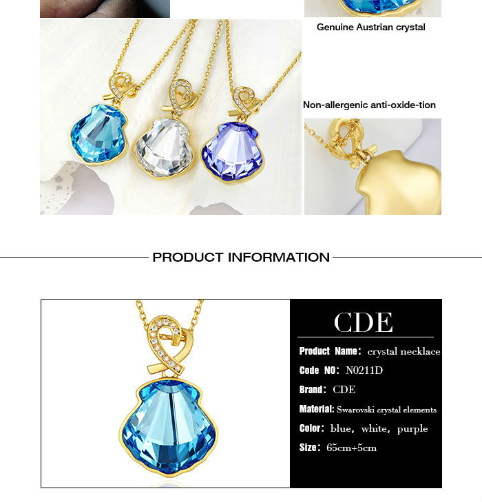 2014 Wholesale Fashion Crystal Jewelry