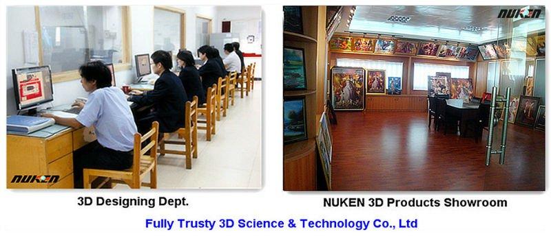 3D lenticular design software