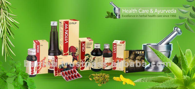 Herbal expectorant