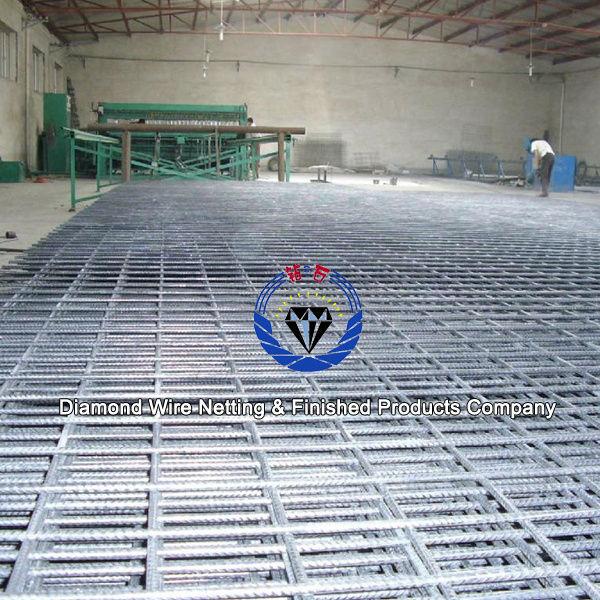 Highway Steel Slab Concrete Welding Reinforcing Mesh - Buy Highway ...