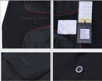 Пиджаки черные костюмы платья новое
