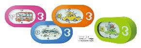 kids clock pictures, home decoration table clock