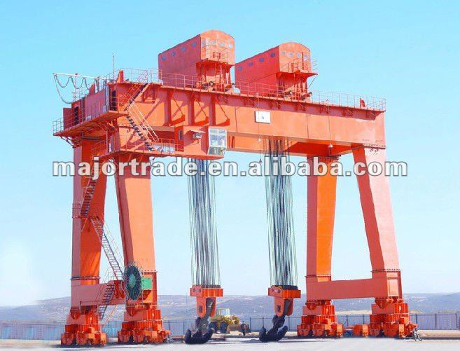 Rubber Tyred Gantry Cranes Translate : Rubber tyred gantry cranes products from china mainland