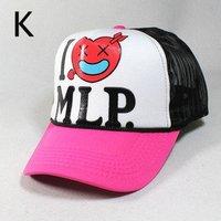 бейсболка Korean Mesh cap truck cap baseball cap women men's sun hat