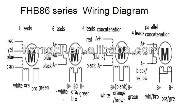 FHB86 series wiring diagram