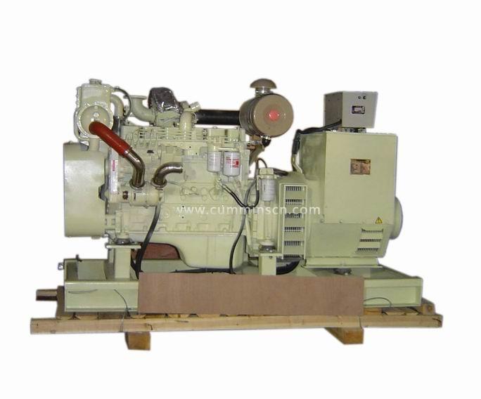 cummins engine 6bta for genset marine auto car truck bus construction oilfield railway mine