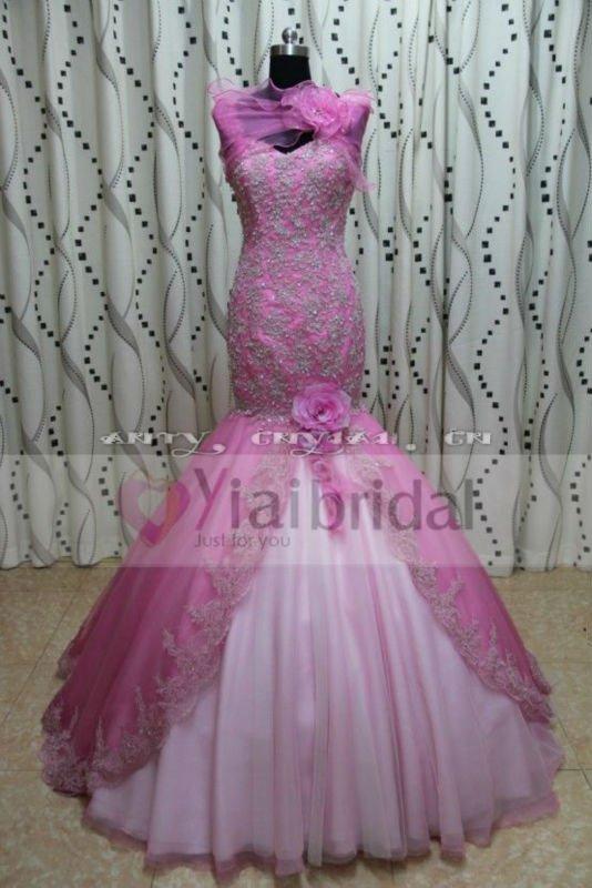 RSW91 Pink Engagement Dress Wedding Dresses View Wedding Dress