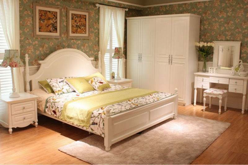 Clic Design Korean Style Bedroom Furniture H806a