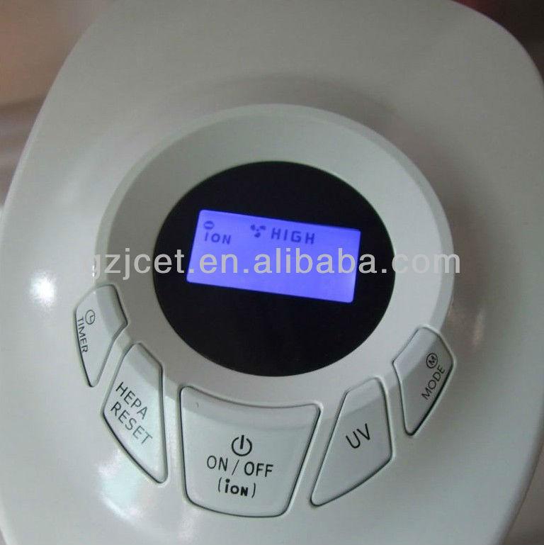 odor remover machine