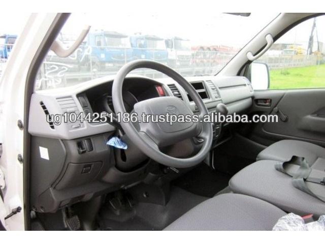 Used Toyota Hiace Van 2010-LHD