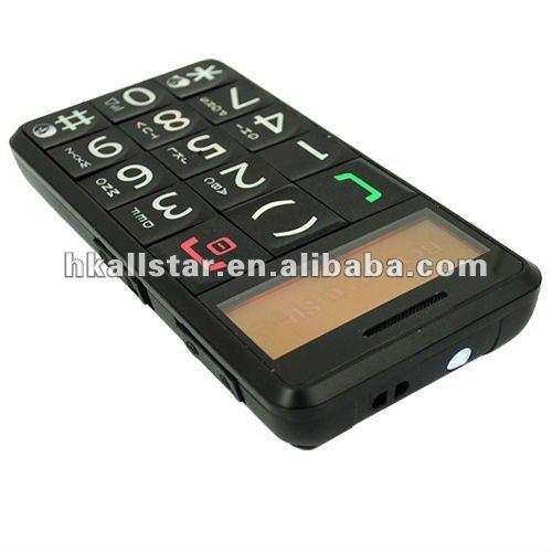 Big keypad mobile phone for senior citizen father elderly
